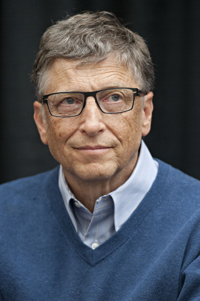 6 Books Bill Gates Recommended for TED 2015