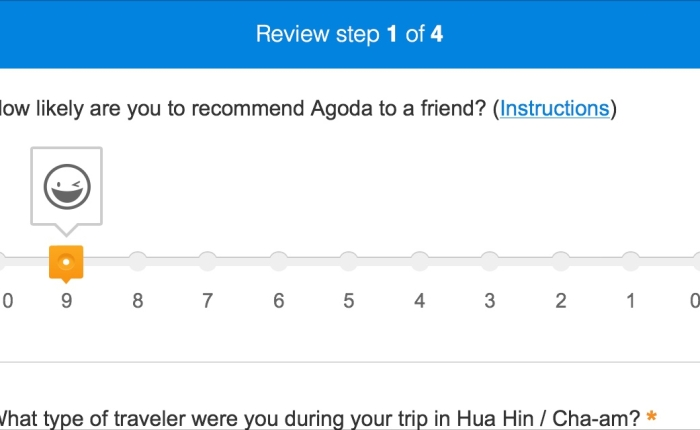 [Portfolio] Agoda Mobile Review